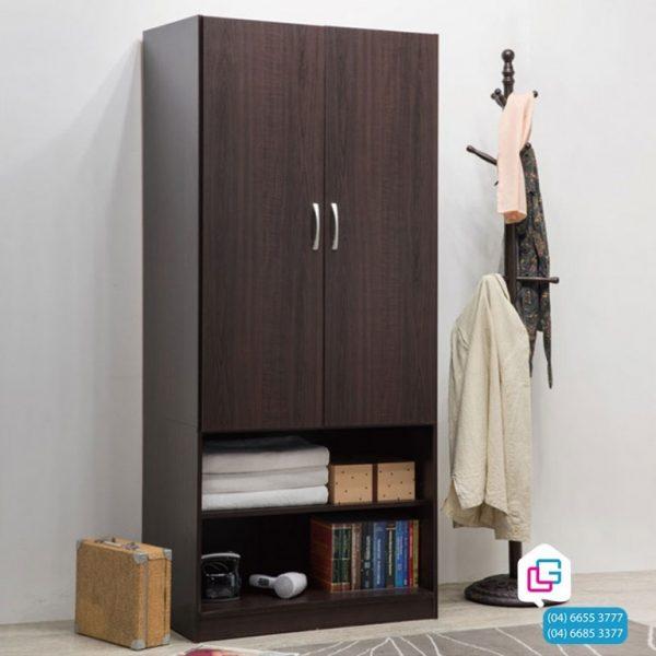 Tủ quần áo nhỏ gọn thanh lịch TUA-5177