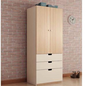 Tủ quần áo hiện đại nhỏ gọn giá rẻ TUA-5388