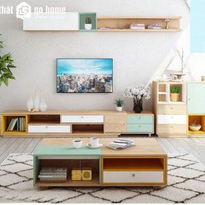 Kệ tivi phòng khách thiết kế ấn tượng KTV-3252