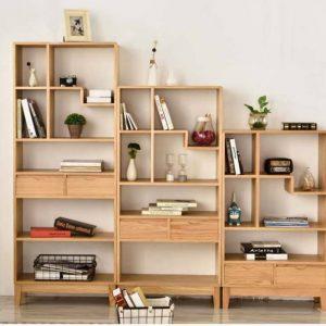 Giá sách, giá đựng tài liệu gỗ công nghiệp GS-2126