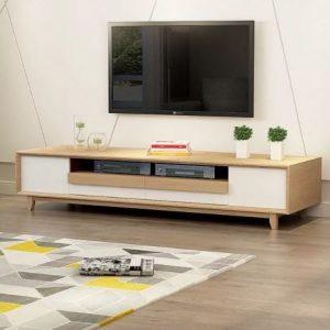 Kệ tivi công nghiệp phong cách thanh lịch KTV-3277