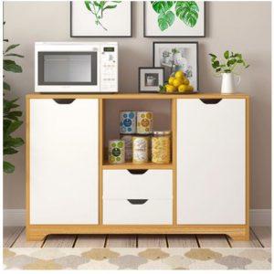 Tủ bếp giá rẻ bằng gỗ công nghiệp TB-5505