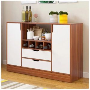 Tủ bếp gỗ công nghiệp thiết kế đẹp hiện đại TB-5789