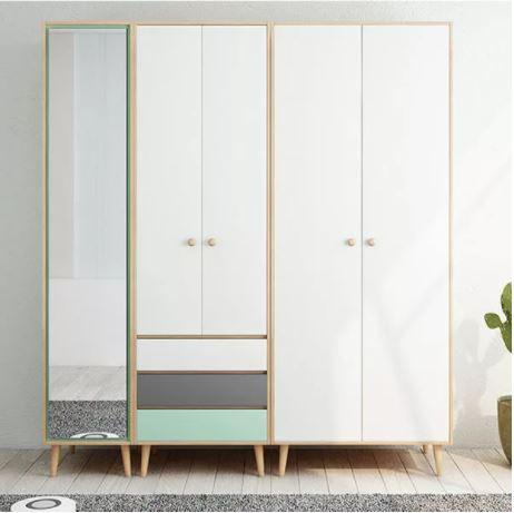 Tủ quần áo đẹp kiểu dáng hiện đại TUA-5474
