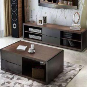Kệ tivi phòng khách thiết kế độc lạ hiện đại KTV-3245