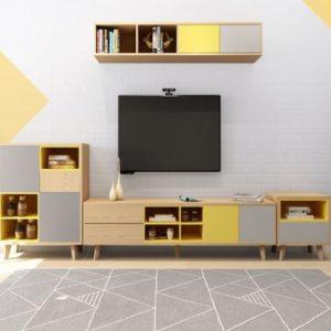 Kệ tivi đẹp cho phòng khách gia đình KTV-3251