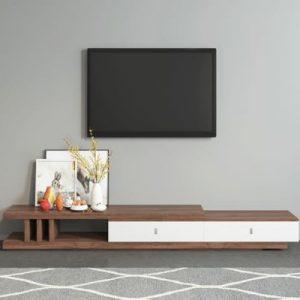 Kệ tivi công nghiệp dáng thấp phòng ngủ KTV-3254