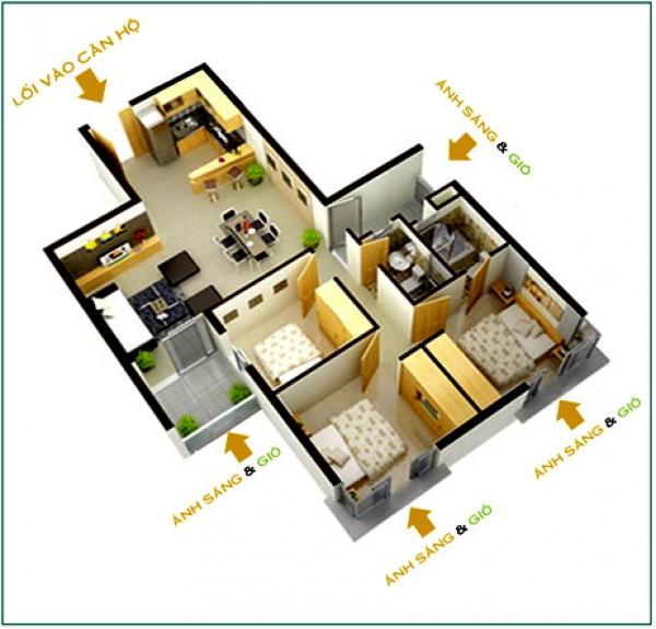 Chia sẻ mặt bằng sản xuất nội thất tại TP. HCM giá rẻ