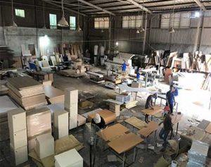 Năng lực Sản xuất nội thất