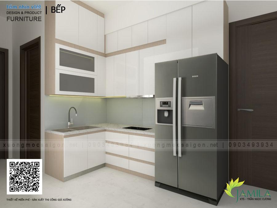 Thiết kế nội thất Thi công Jamila Khang Điền Q.9
