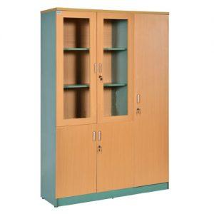 Tủ hồ sơ văn phòng thiết kế tiện dụng THS-006