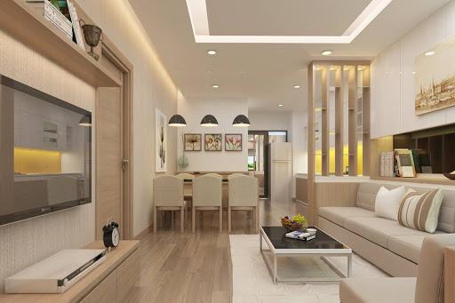 Thiết kế nội thất phong thủy căn hộ, chung cư