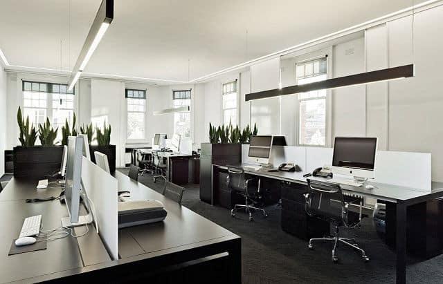 Nội thất văn phòng tư vấn thiết kế trọn gói