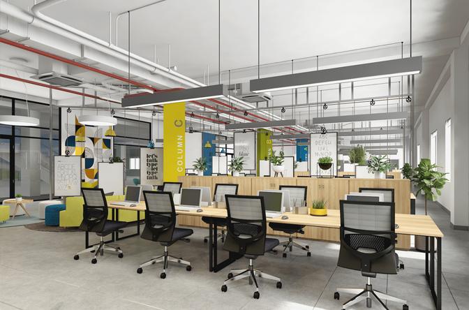 """Nội thất văn phòng thiết kế """"không bao giờ lỗi thời"""""""