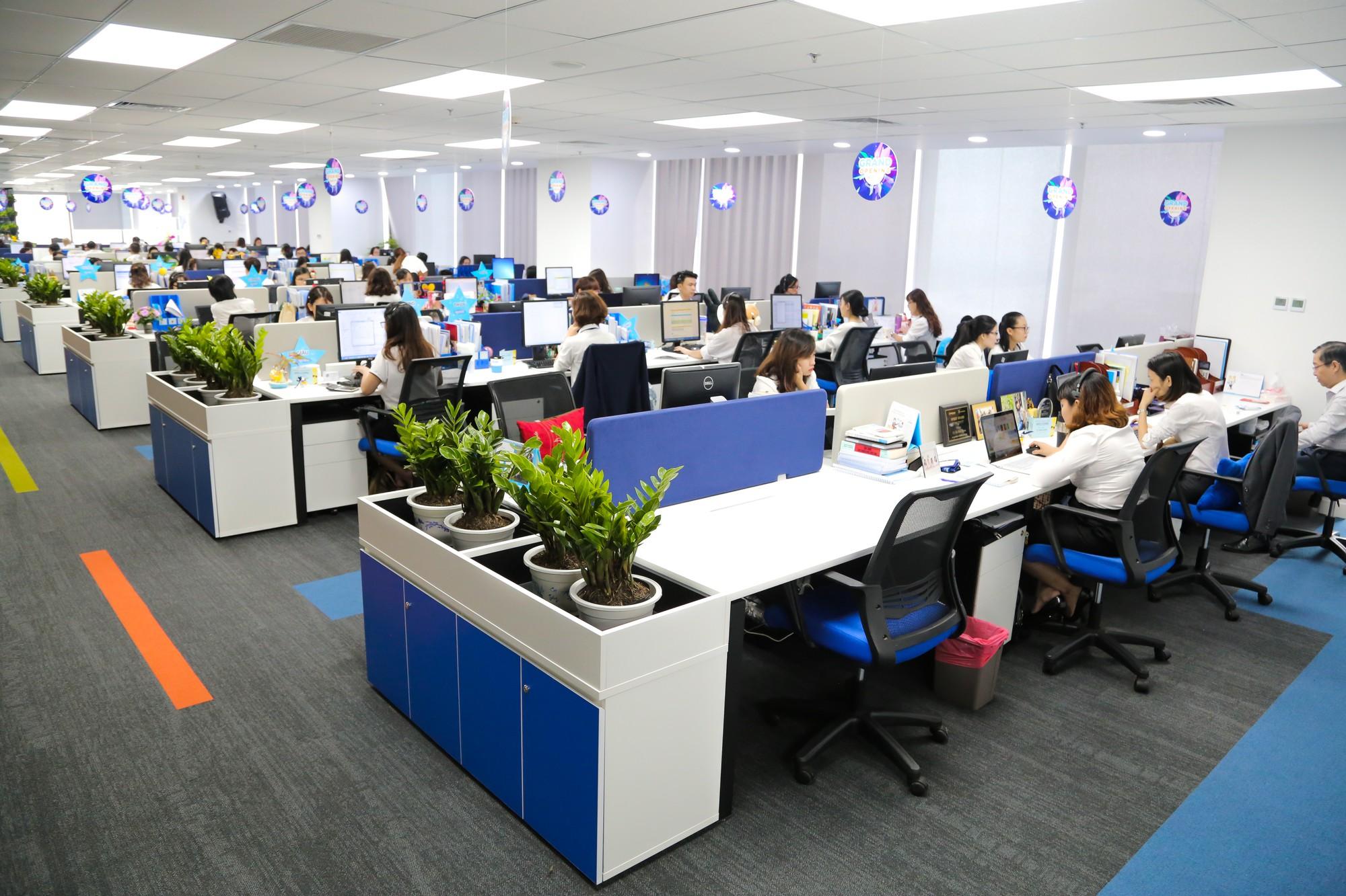 Nội thất văn phòng thiết kế chuẩn giá cạnh tranh